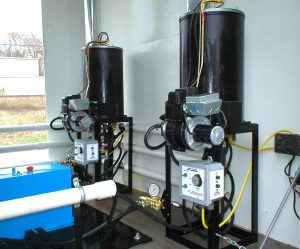 Mobile Wash Vehicle - Dual High Pressure Water Heaters